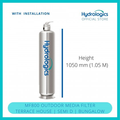 Hydrologics Outdoor Water Filter MF800